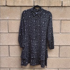 Equipment Star shirt dress